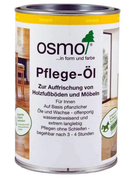 Osmo Pflege-Öl farblos halbmatt anti Rutsch 1,0 Ltr.
